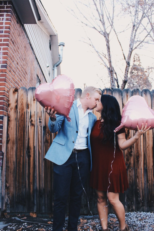 Valentine's Day Photos + Our Couples Interview!