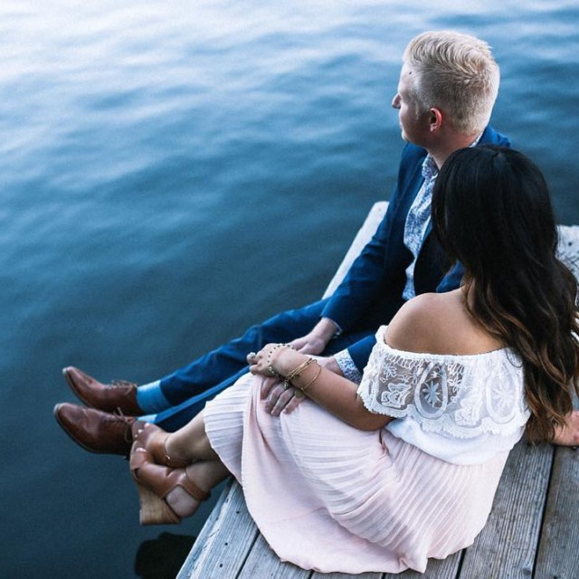 Still swooning over our amazing engagement shoot! Cannot wait tohellip