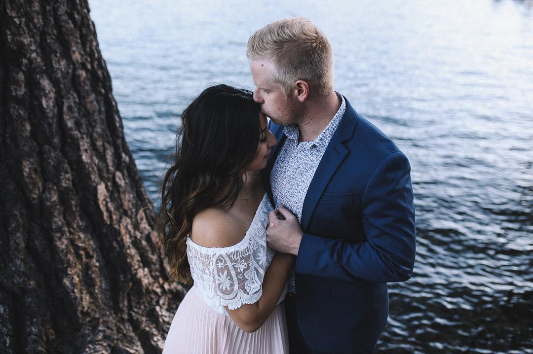 Swooning… Guess what? Our Engagement Photos!