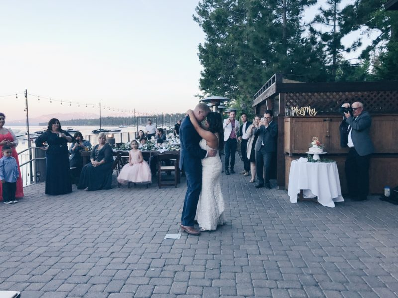 West Shore Wedding, Lake Tahoe Wedding, Mr. and Mrs. Kit Carson, The Carson Coupon, Carson Wedding