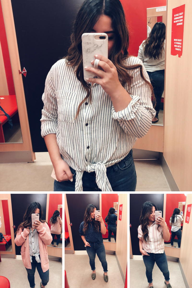 Instagram Stories Try-On: Universal Thread Review at Target